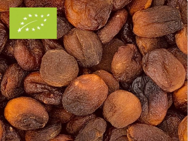 Abrikozen biologisch