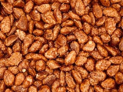 Caramel amandelen