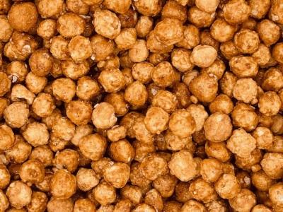 Caramel hazelnoten
