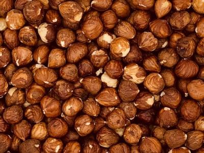 Hazelnoten bruin rauw