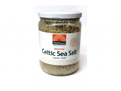 Keltisch zeezout potje Mattisson