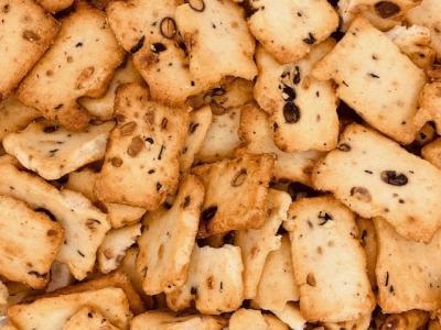 Soja-nut cookies
